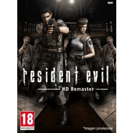 Resident Evil / biohazard HD REMASTER Steam Key GLOBAL[Fast Delivery]