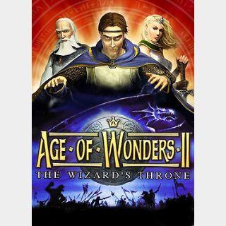 Age of Wonders II: The Wizard's Throne (PC) Steam Key GLOBAL