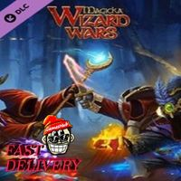 Magicka Wizard Wars Paradox Playtpus Robe Key Steam GLOBAL
