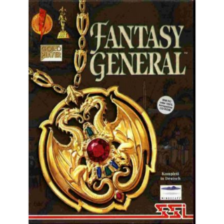 Fantasy General GOG.COM Key GLOBAL