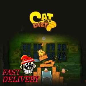 Cat on a Diet Steam Key GLOBAL