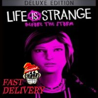 Life is Strange: Before the Storm Deluxe Edition Steam Key PC GLOBAL