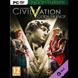 Sid Meier's Civilization V Gods and Kings Key Steam GLOBAL