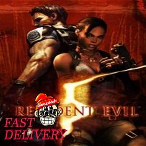 Resident Evil 5 ✅[STEAM][CD KEY][REGION:GLOBAL][DIGITAL DELIVERY FAST AND SAFE]✅