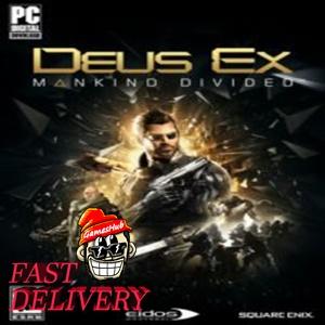 Deus Ex: Mankind Divided - Digital Deluxe Edition Steam Key GLOBAL