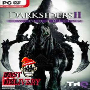 Darksiders 2 Steam Key GLOBAL