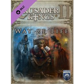 Crusader Kings II - Way of Life Steam Key GLOBAL