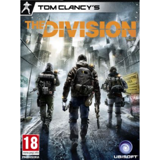 Tom Clancy's The Division Gold Edition Uplay Key GLOBAL