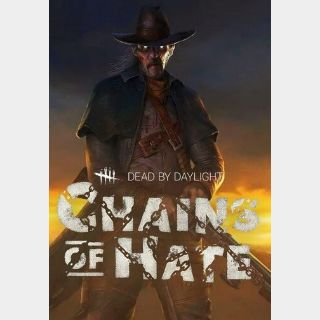 Dead by Daylight - Chains of Hate Chapter (DLC) Steam Key GLOBAL