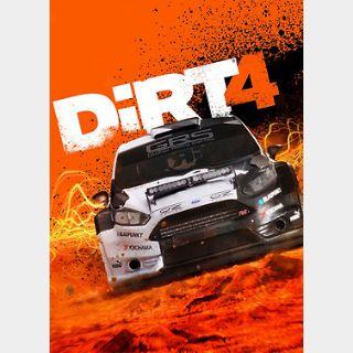 DiRT 4 (PC) Steam Key GLOBAL