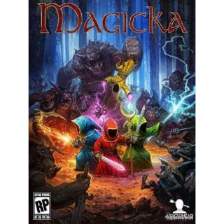 Magicka Steam Key GLOBAL