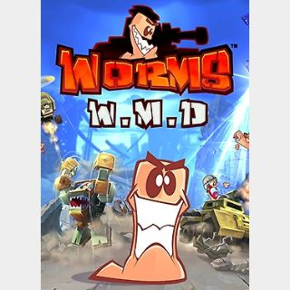 Worms: Weapons of Mass Destruction (PC) Steam Key GLOBAL
