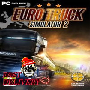 Euro Truck Simulator 2 - Platinum Edition Key Steam GLOBAL