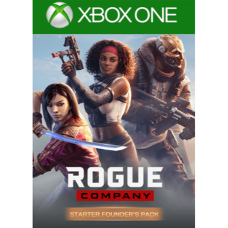 Rogue Company (Starter Founder's Pack) (Xbox One) Xbox Live Key UNITED STATES