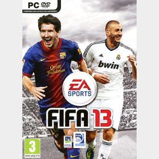 FIFA 13 (PC) Origin Key GLOBAL
