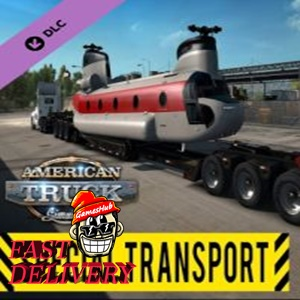 American Truck Simulator - Special Transport Steam Key GLOBAL