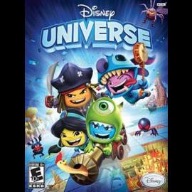Disney Universe Steam Key GLOBAL