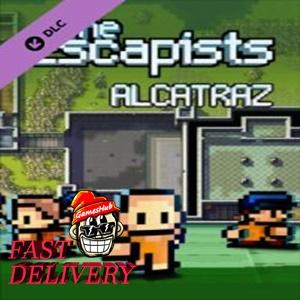 The Escapists - Alcatraz Steam Key GLOBAL