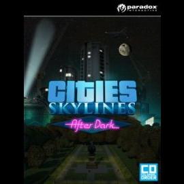 Cities: Skylines After Dark Steam Key GLOBAL