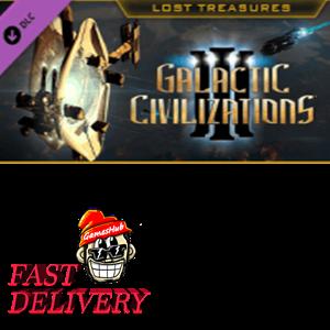 Galactic Civilizations III - Lost Treasures Key Steam GLOBAL