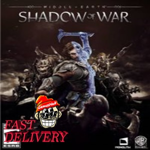 Middle-earth: Shadow of War Standard Edition ✅[STEAM][CD KEY][REGION:GLOBAL][DIGITAL DELIVERY FAST AND SAFE]✅