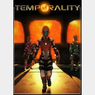 Project Temporality (PC) Steam Key GLOBAL