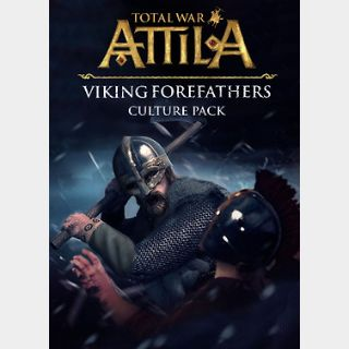 Total War: ATTILA - Viking Forefathers Culture Pack