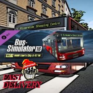 Bus Simulator 16 - MAN Lion's City A 47 M Steam Key GLOBAL