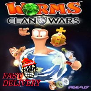 Worms Clan Wars Steam Key GLOBAL
