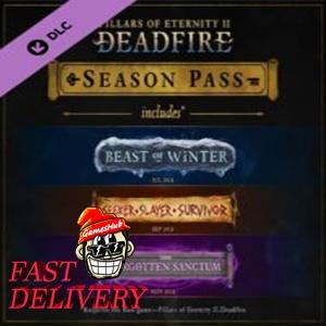 Pillars of Eternity II: Deadfire - Season Pass Steam Key GLOBAL