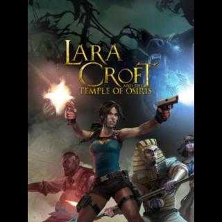 LARA CROFT AND THE TEMPLE OF OSIRIS PSN Key PS4 NORTH AMERICA