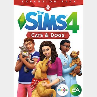 The Sims 4: Cats & Dogs (PC) Origin Key GLOBAL