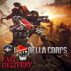 Umbrella Corps Deluxe Edition Key Steam GLOBAL