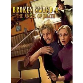 Broken Sword 4 - the Angel of Death Steam Key GLOBAL