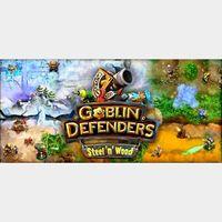 Goblin Defenders: Steel'n' Wood Steam Key GLOBAL
