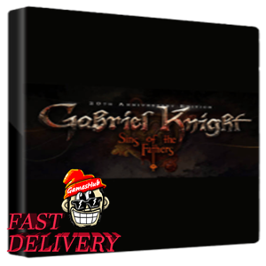 Gabriel Knight: Sins of the Fathers 20th Anniversary Edition Steam Key GLOBAL
