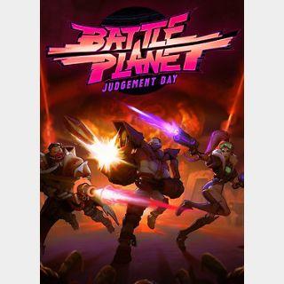 Battle Planet: Judgement Day (PC) Steam Key GLOBAL