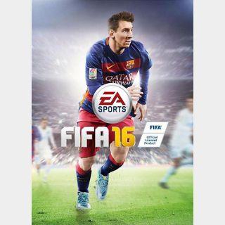 FIFA 16 (PC) Origin Key GLOBAL