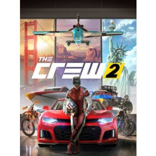 The Crew 2 Gold Edition Uplay Key EUROPE