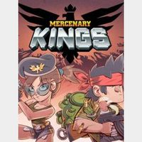 Mercenary Kings: Reloaded Edition Steam Key GLOBAL