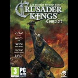 Crusader Kings: Complete Steam Key GLOBAL