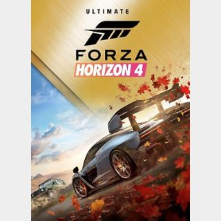 Forza Horizon 4 Ultimate Edition (PC / Xbox One)