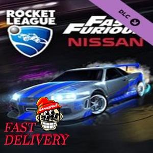 Rocket League – Fast & Furious '99 Nissan Skyline GT-R R34 DLC Steam Gift GLOBAL