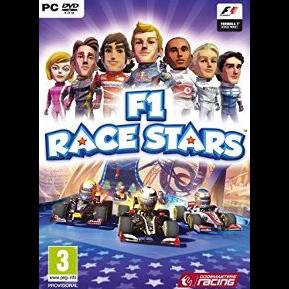 F1 Race Stars + Season Pass Steam Key PC GLOBAL