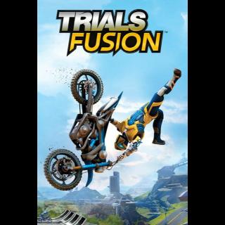 Trials Fusion Uplay Key GLOBAL