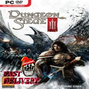 Dungeon Siege 3 Steam Key GLOBAL