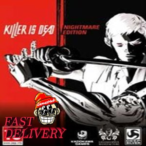 Killer is Dead - Nightmare Edition Steam Key GLOBAL
