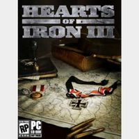 Hearts of Iron III Collection (Jan 2014) Steam Key GLOBAL