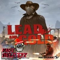 Lead and Gold: Gangs of the Wild West Steam Key GLOBAL