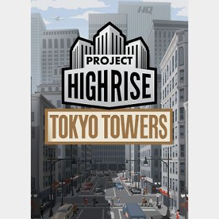 Project Highrise: Tokyo Towers (PC) Steam Key GLOBAL
